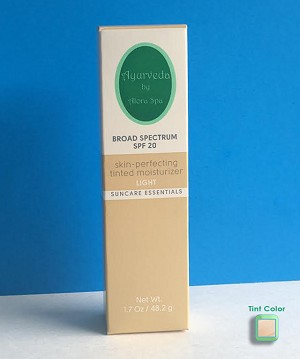 SKIN-PERFECTING TINT MOISTURIZER (Light, Medium or Dark)